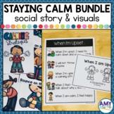 #SPRINGSAVINGS Staying Calm - A Social Skills Bundle for Y