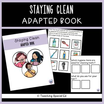 Staying Clean - ADAPTED BOOK