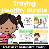 Staying Healthy Bundle   Preventing the Spread of Germs