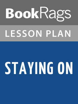 Staying On Lesson Plans