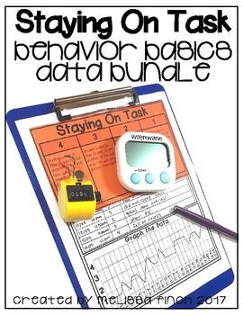 Staying On Task- Behavior Basics Data