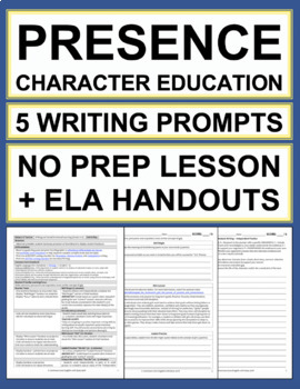 Staying Present Activities: 5 Mindfulness Writing Prompts