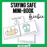 Staying Safe Mini-Book FREEBIE