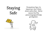 Staying Safe Social Story
