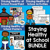 Staying Safe at School PowerPoint, Posters and Activities BUNDLE