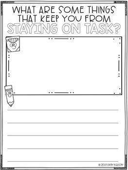 Staying on Task