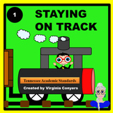Staying on Track 1st Grade