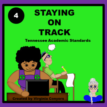 Staying on Track 4th Grade