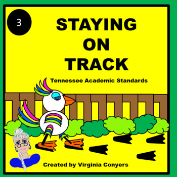 Staying on Track 3rd Grade