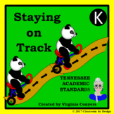 Staying on Track-Kindergarten