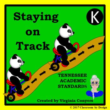 Staying on Track-Kindergarten