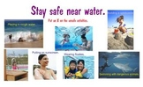Staying safe around water