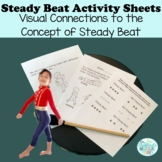 Steady Beat Activity Pages for Music Class