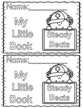 Steady Beat Coloring Booklet
