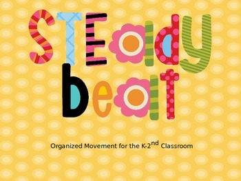 Steady Beat Movement Slides