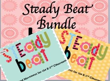 Steady Beat Movement Slides I and II Bundle