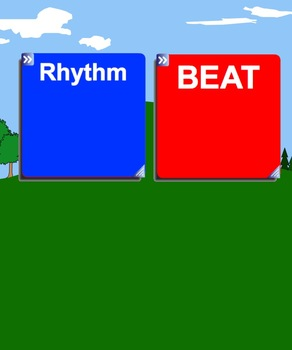 SMART Board Files: Steady Beat Practice