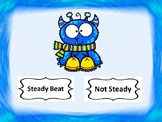 Steady Beat Winter Monsters!