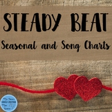 Steady Beat for the Music Classroom {Seasonal and Song-Spe