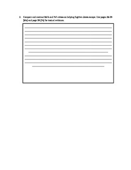 Steal Away Home Chapter 4 Common Assessment