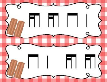 Steal the Bacon: tiri-ti