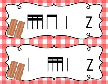 Steal the Bacon: tiri-tiri