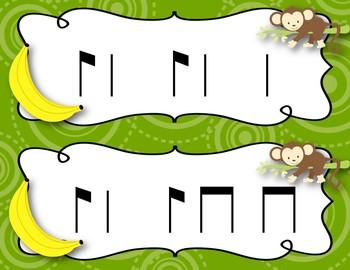 Steal the Banana: syncopa