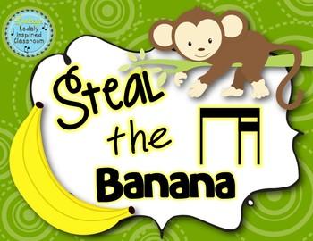 Steal the Banana: ti-tiri