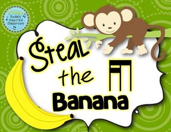 Steal the Banana: tiri-ti