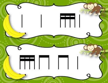 Steal the Banana: tiri-tiri
