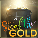 Steal the Gold: Half Note