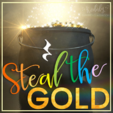 Steal the Gold: ta rest