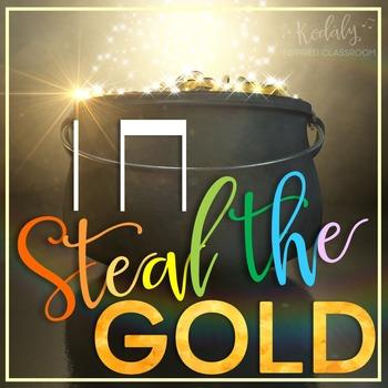 Steal the Gold: ta & titi