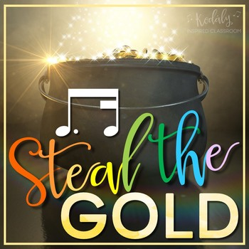 Steal the Gold: tim-ri