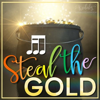 Steal the Gold: tiri-ti