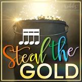 Steal the Gold: tiri-tiri