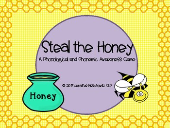 Steal the Honey! A Phonological and Phonemic Awareness Game