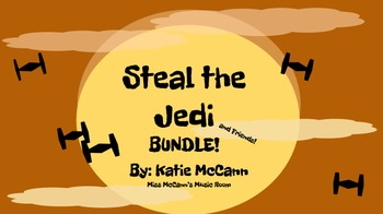 Steal the Jedi-BUNDLE!: A Star Wars Inspired Game