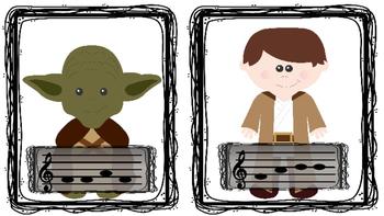 Steal the Jedi-La (Star Wars Inspired Game)