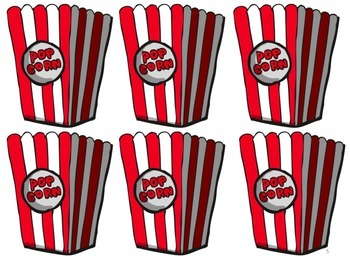 Steal the Popcorn! A Phonological and Phonemic Awareness Game