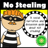 Stealing Social Narrative Story and Discussion Guide