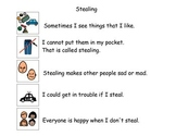 Stealing Social Story