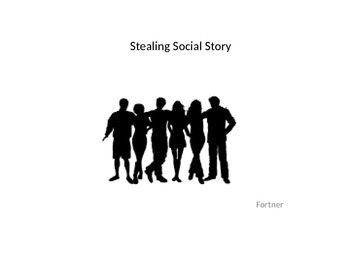 Stealing Social Story PowerPoint