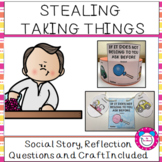 Stealing Taking Things Social Story