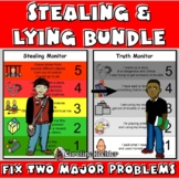 Stealing and Truth Monitor Bundle: Tools to Correct Lying & Theft