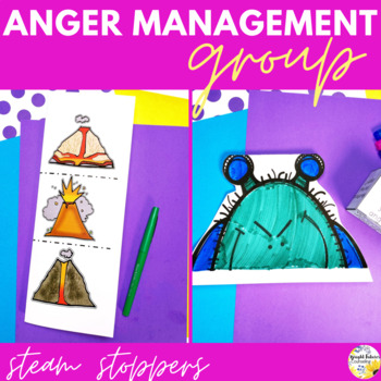 Steam Stoppers- 7 Session Anger Management Counseling Group