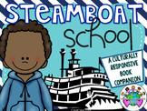 Black History- Steamboat School Book Companion