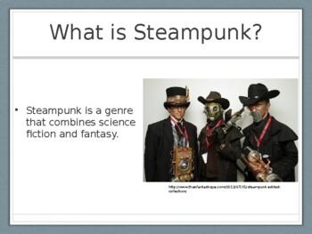Steampunk Presentation