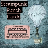 Vintage Steampunk Punch Cards