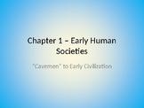 Stearns 7e World Civilizations - Chapter 1 - World History